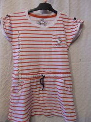 оригинальное платье Кити  на рост до 130 см