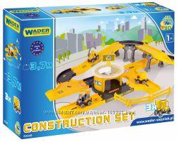 Игровой набор стройка Kid Cars 3D 53340
