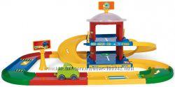 Kid Cars 3D детский гараж 2 этажа с дорогой 3, 4 м 53020