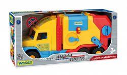 Машинки Super Truck Wader 36510, 36520, 36530,  36590, 36580, 36610, 36620