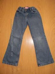 джинсы легкое бу ОЛД НЕВИ