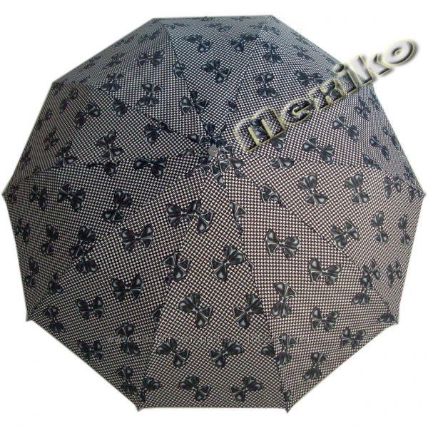 Модный зонт ZEST полуавтомат, серия 10 спиц, Бернадет
