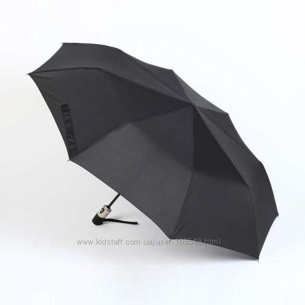 Бесплатная доставка. Зонт ZEST мужской полный автомат 13910 ручка прямая
