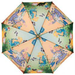 Фирменные мультяшные детские зонтики ZEST механика, Англия.