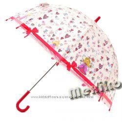 Прозрачный детский зонт Zest, произв. Англия. Расцветка 4