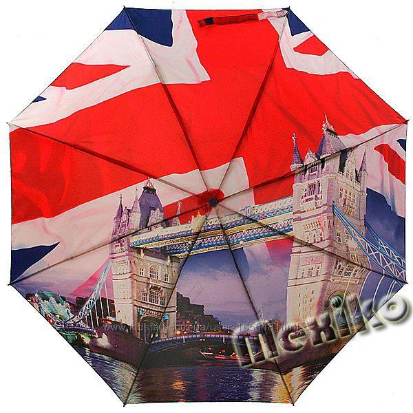 Зонты  ZEST с панорамным изображ фото-принт, полн авт