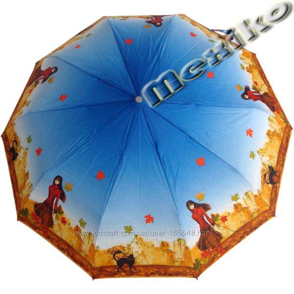 Расцветки зонтов ZEST-женский-полный автомат,10 спиц. Цена 700 грн.