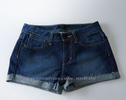 Джинсовые шорты женские adidas NEO DNM SHT, F78837. Оригинал