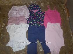 Одежда на малышку 9-12 мес.