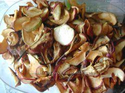 Яблоки, груши сушенные, микс суфофруктов