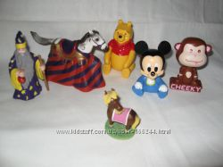 разные детские игрушки