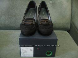 Туфли  замшевые Tommy Hilfiger р. 38