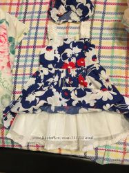 Платье на 3-4 года childrens place