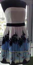 Летнее платье для девочек фирма PRIMARK.