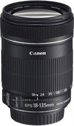 Объектив Canon EF-S 18-135mm f3. 5-5. 6 IS , в идеальном состоянии