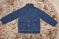 Стеганная куртка Benetton, Италия, оригинал, размер 3-4 года