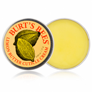Лучшее масло для кутикулы Burt&acutes Bees Lemon Butter Cuticle Cream