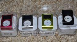Shuffle MP3 с дисплеем и клипсой