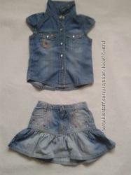 Одежда для девочки 3-6 лет.