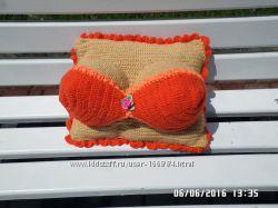 Подушка грудь
