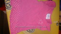 платья-тунички футболки Topomini р. 62-74