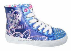 Кеды-мокасины-ботинки  Модницы 35 р-р