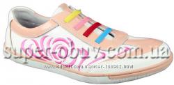 Туфли мокасины BG размер 39-25см