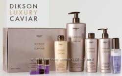 NEW Процедура восстановления волос Dikson Luxury Caviar