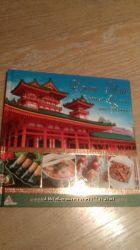 книга-медитация кулинарная Смак Азії кухні Китаю та Японії