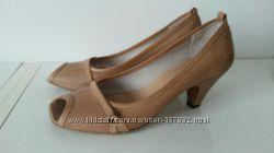 Туфли кожанные MEXX 37  размер