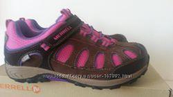 Новые кроссовки Merrell