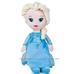 Disney Frozen Мягкая кукла Принцесса Эльза Холодное сердце 32 см