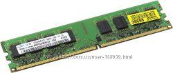 Оперативная память 1-4 Gb DDR2-800 для INTEL и AMD