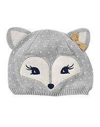 Новые шапки Gymboree H&M на флисе на завязках лисенок котенок ромашки 3 4 5