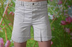 Классные шорты mini mode для парня р. 104 - 110.
