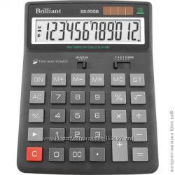 калькулятор для  бухгалтера Brilliant BS-555B по лучшей цене