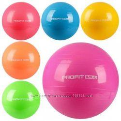 Мячи для фитнеса PROFITBALL, разные размеры. Без запаха.