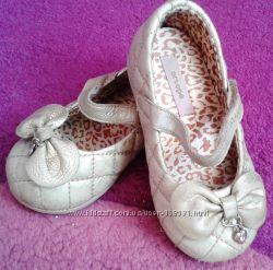 Туфельки для малышки Ortope