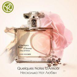 Парфюмированная Вода Quelques Notes d&acuteAmour