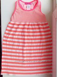 Потрясающие хлопковые яркие платья сарафаны для модняшек от 2 до 5 лет