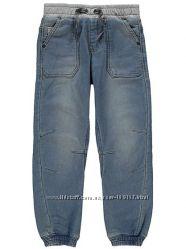 Cупер моднявые джинсы джогеры с дырками и потертостями от GAP и Zara
