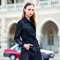 Плащ пальто пончо шинель и тренч Zara TRF Collection