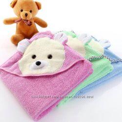 Детские простынки и полотенца по ценам СП  в наличии
