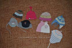 деми и зимние шапки