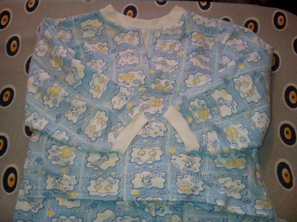 2 Пижамки для мальчика