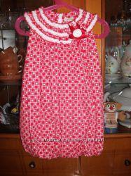 Нарядное платье-тюльпанчик