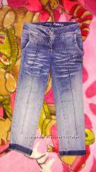 Стильные джинсы-скины Puledro
