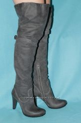 Ботфорты-сапоги демисезонные 37 размер