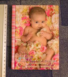 Альбом малышка, ежедневник, математика для садочка