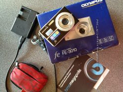 Фотоаппарат Olympus FE 3010